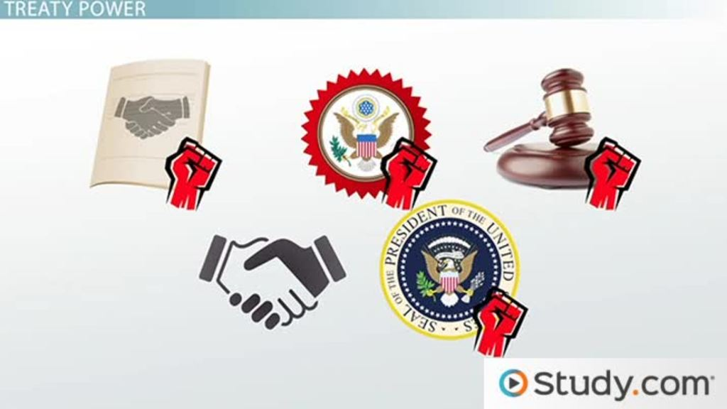 Presidential Powers Major Types Examples Video Lesson