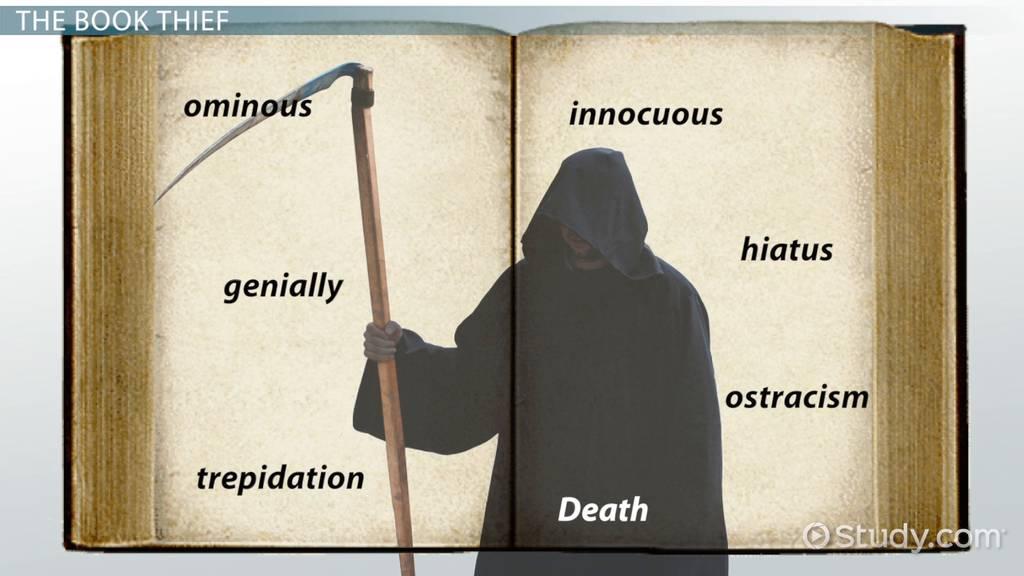 The Book Thief Vocabulary Video Lesson Transcript Study
