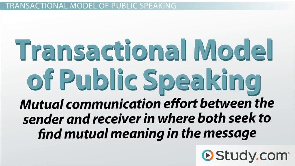 communication studies model essays