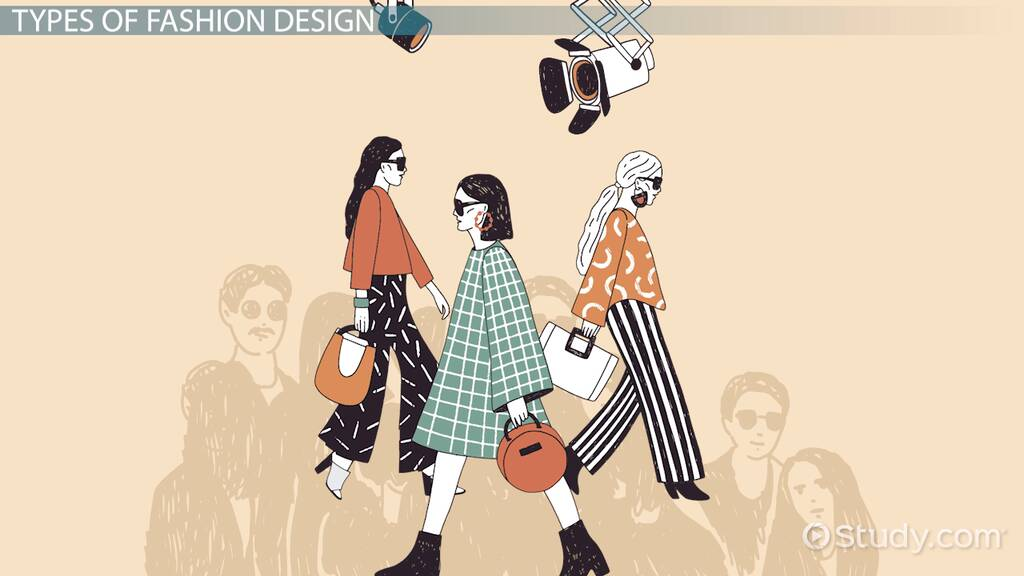 Fashion Design Definition Types Video Lesson Transcript Study Com