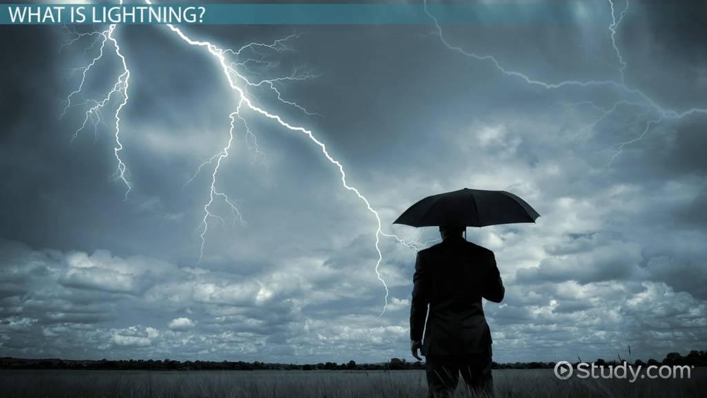 220454b778d54 The Processes that Form Lightning - Video & Lesson Transcript ...