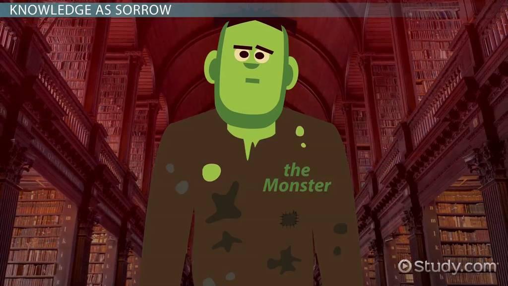 Frankenstein Creature Quotes Video Lesson Transcript Study Com