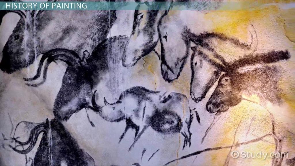 What Is Painting Definition Evolution Major Artists Video Lesson Transcript Study Com