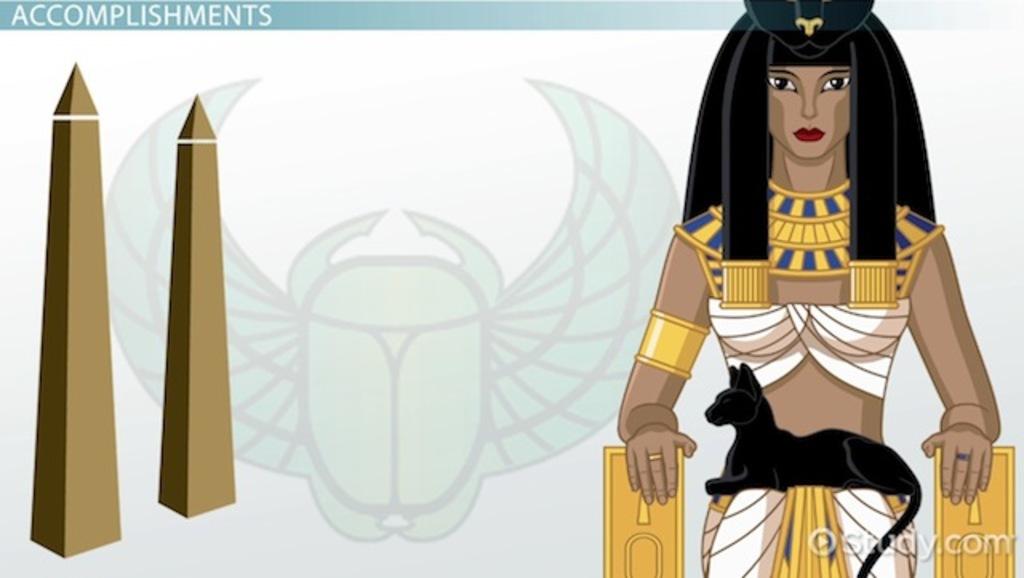 queen hatshepsut  facts  accomplishments  u0026 death