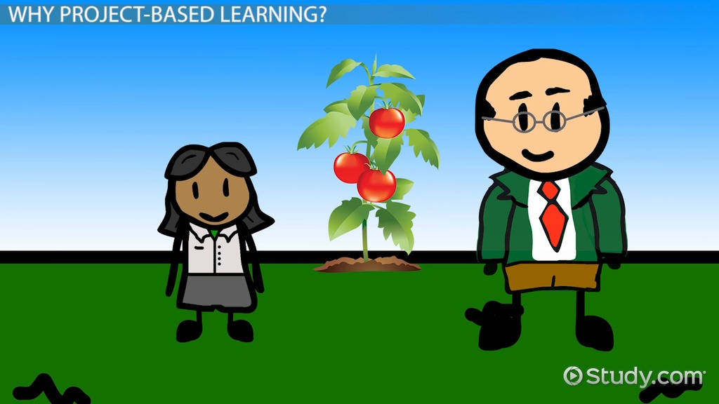 project based learning with plants