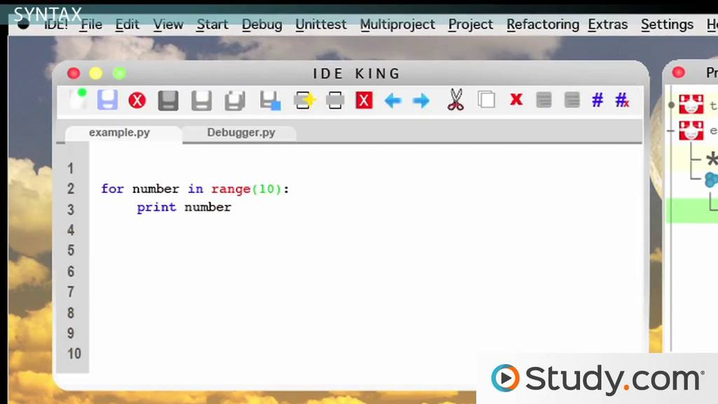 How To Write A Program Coding Testing Debugging Video Lesson