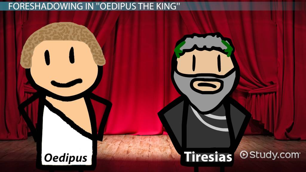 oedipus the king images of blindness