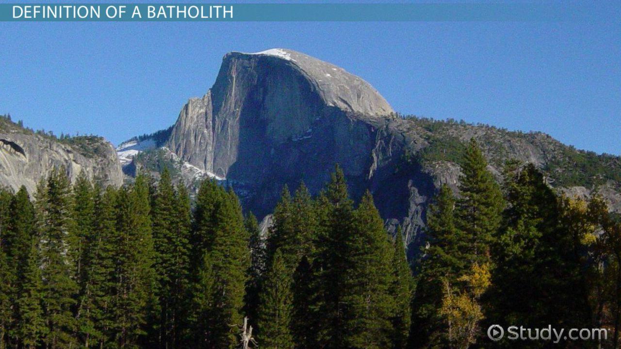 Batholith Definition Amp Formation Video Amp Lesson