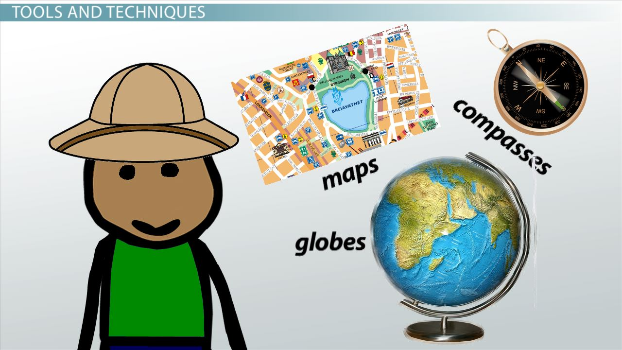 Map Key Definition For Kids