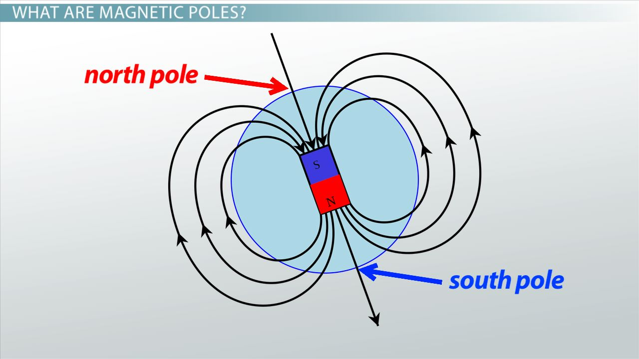 Magnetic Poles: Definition & Shifts - Video & Lesson Transcript ...