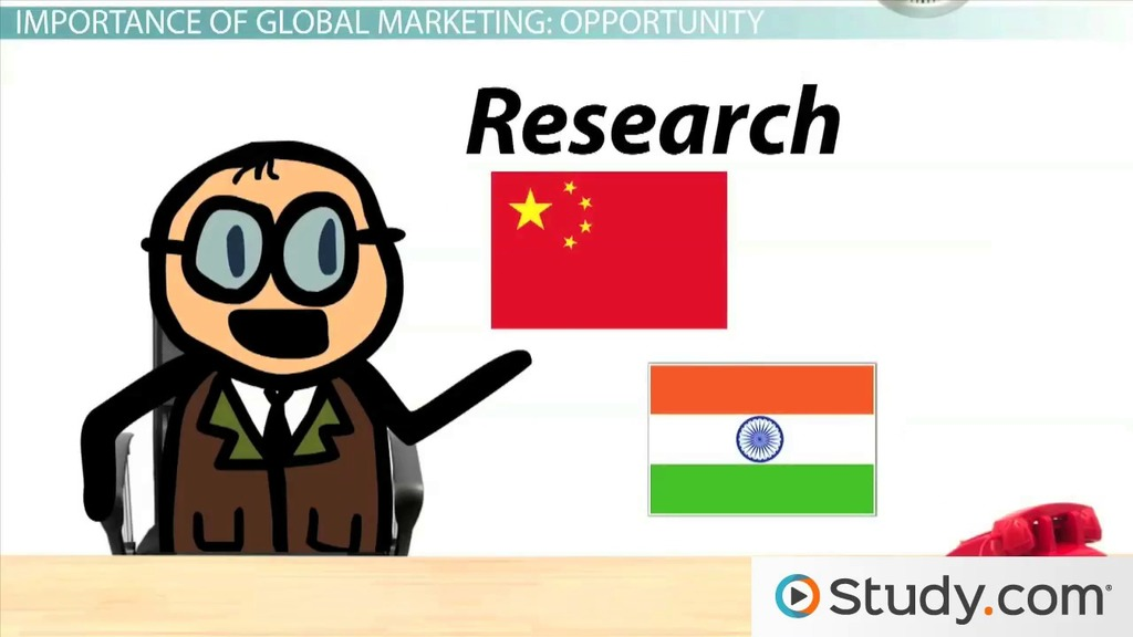 international marketing the importance of global marketing  international marketing the importance of global marketing strategy video lesson transcript com