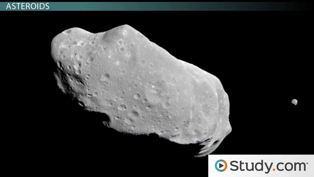 Asteroids Meteorites Amp Comets Definitions And