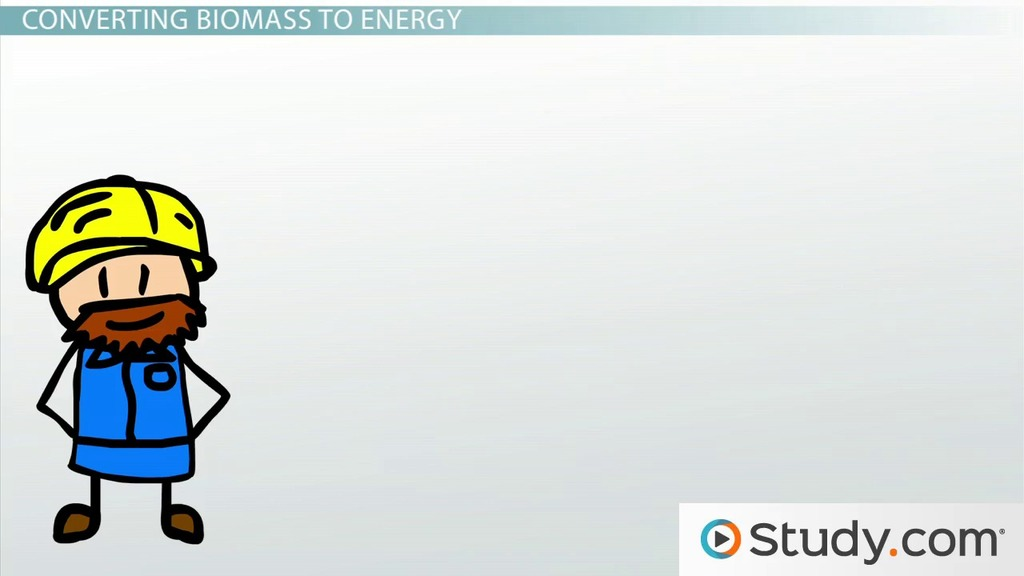 Biomass for Renewable Energy: Pros and Cons - Video & Lesson