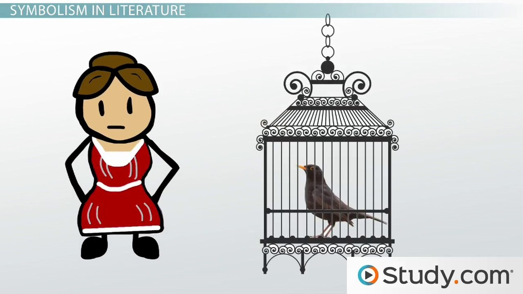 Symbolism Imagery In Literature Definitions Examples Video