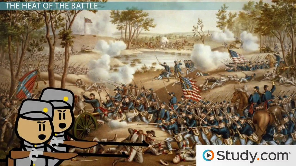 the battle of cold harbor events amp significance video