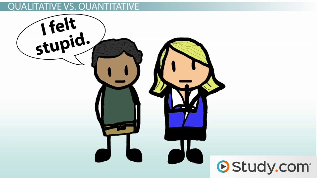 quantitative research definition