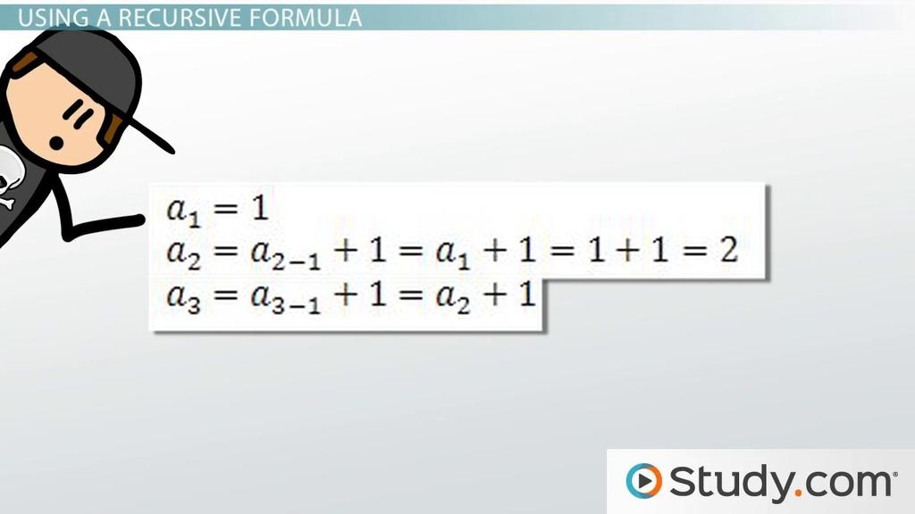 Using Recursive Rules For Arithmetic Algebraic Geometric