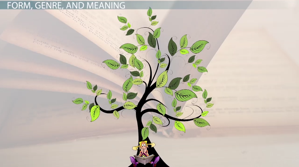 Literary Forms & Genres: How They Affect Meaning - Video & Lesson ...