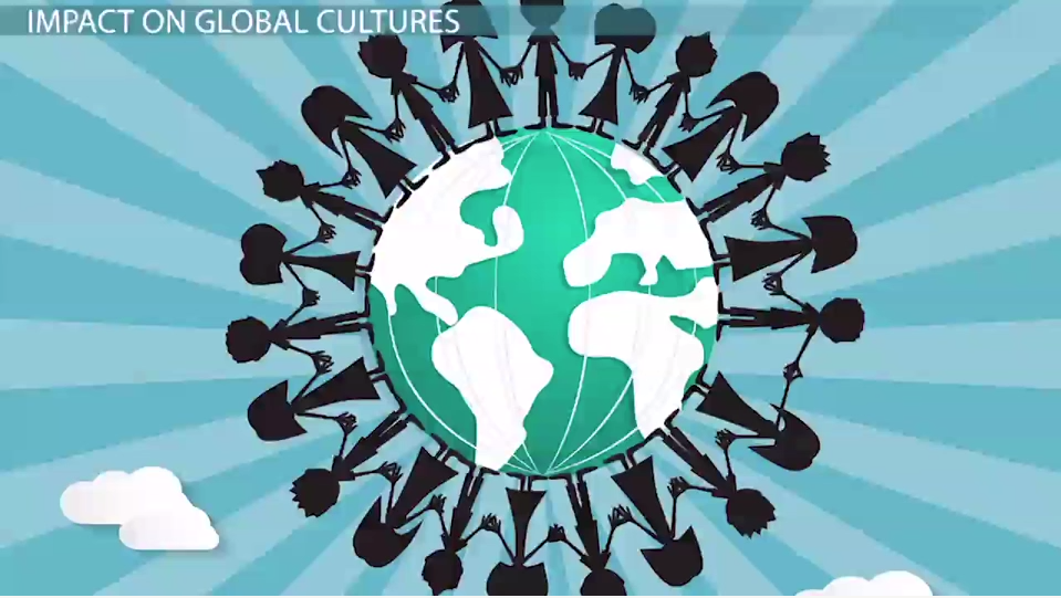 globalization of culture in society Culture and globalization first, multiculturalism is a term that is used to describe societies that are home to many different racial, ethnic, cultural, or religious groups multicultural.
