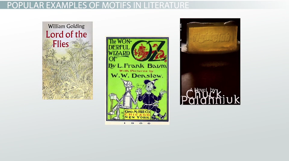 motif in literature definition examples video lesson motif in literature definition examples video lesson transcript com