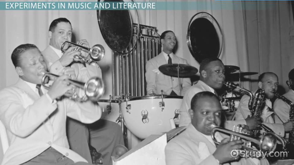 The Social Artistic Nature of the Harlem Renaissance Video – Harlem Renaissance Worksheet