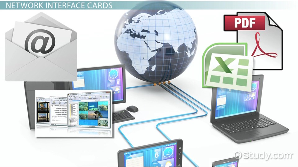 Network Interface Card (NIC): Types, Function & Definition