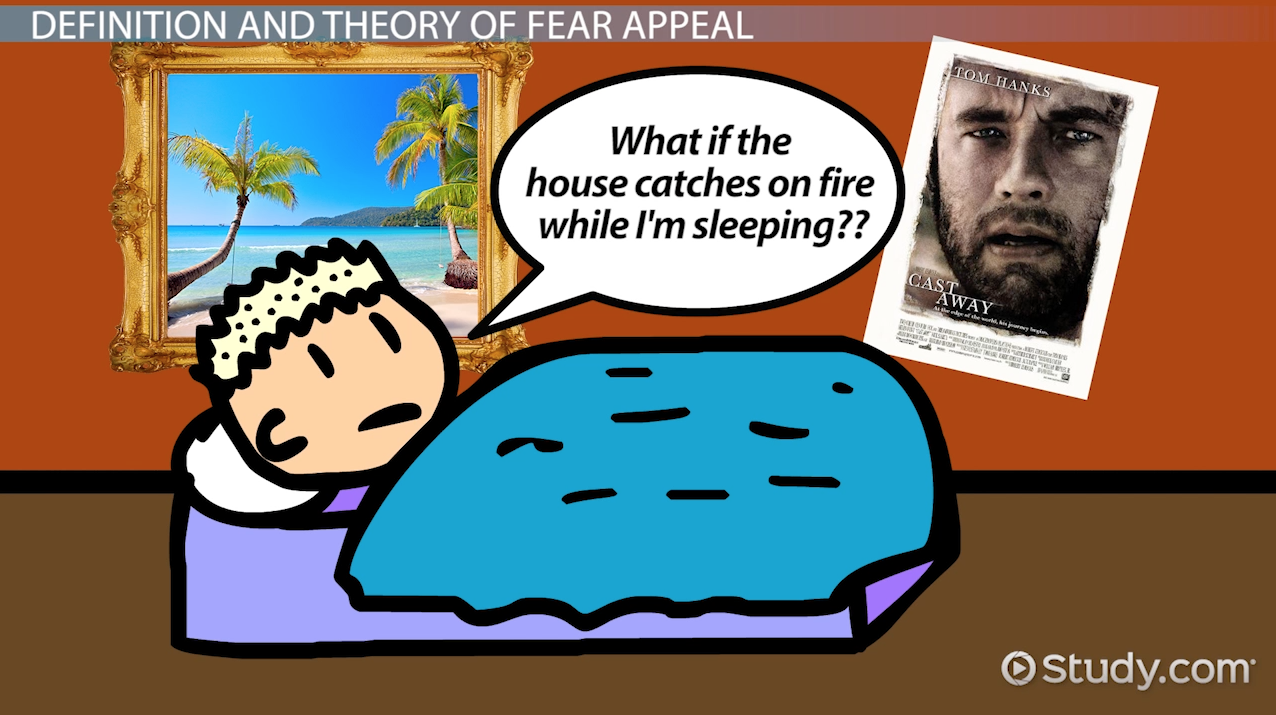 Fear Appeal In Advertising Theory Amp Examples Video
