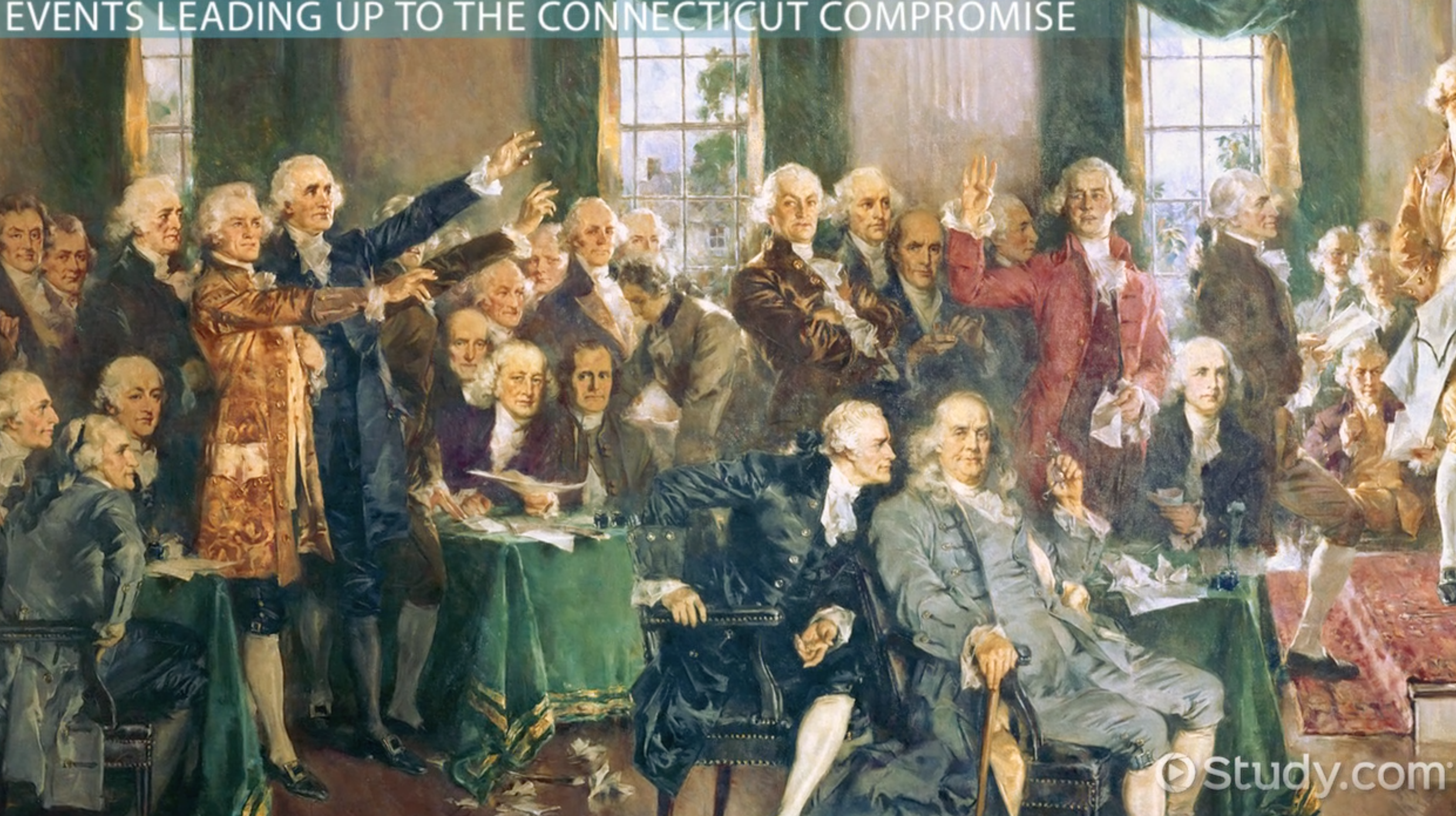 essays on the great compromise Essays related to compromise 1 compromise of 1850 compromise essay compromises happen everyday, and it happened everyday since the past two examples i have.