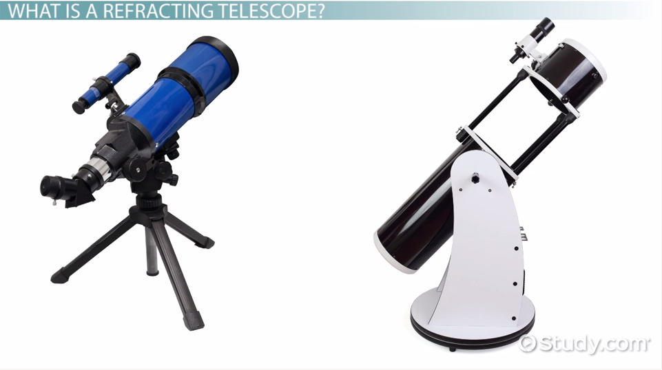 refracting telescope  definition  parts  u0026 facts