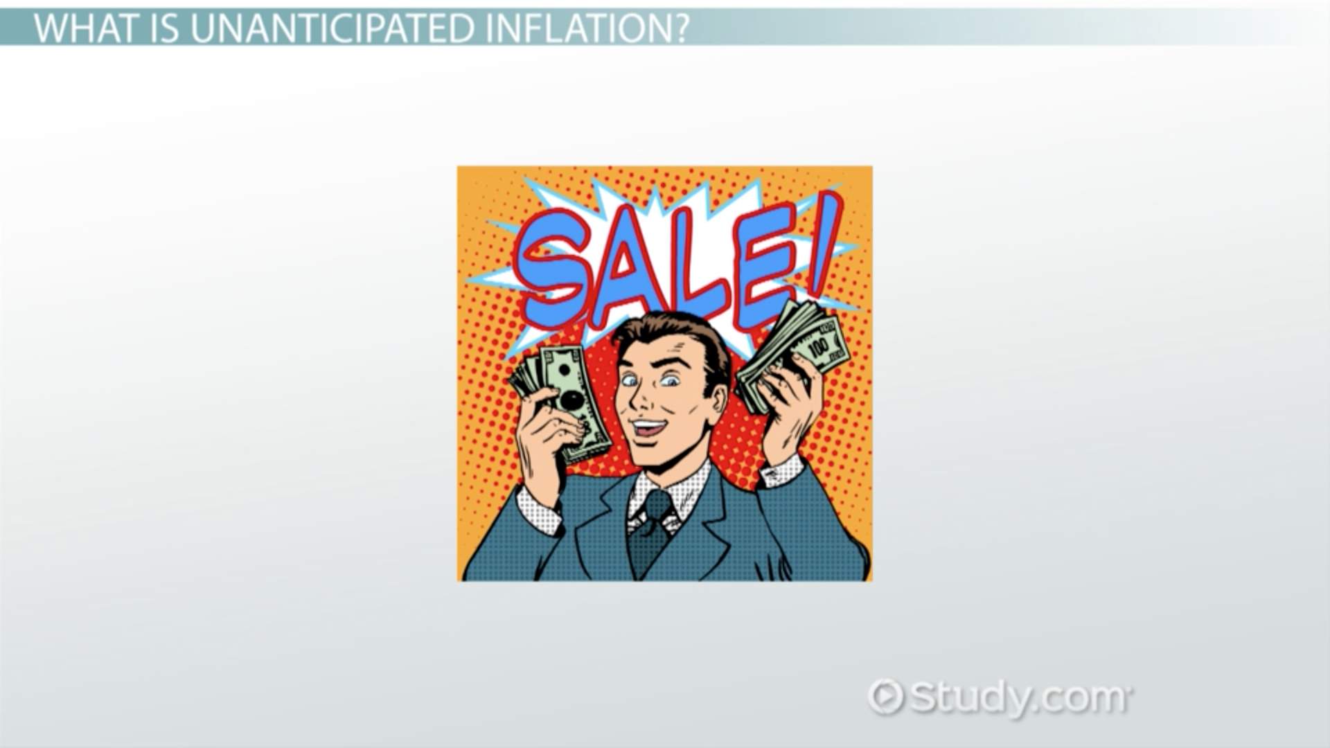 Resume inflation definition