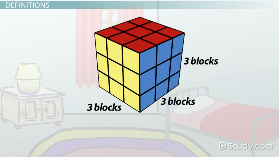 How to Factor a Perfect Cube: Formula & Examples - Video ...