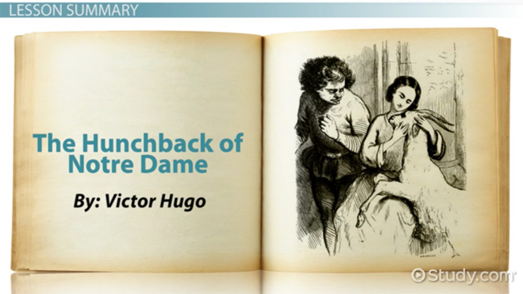 the hunchback of notre dame burlington books