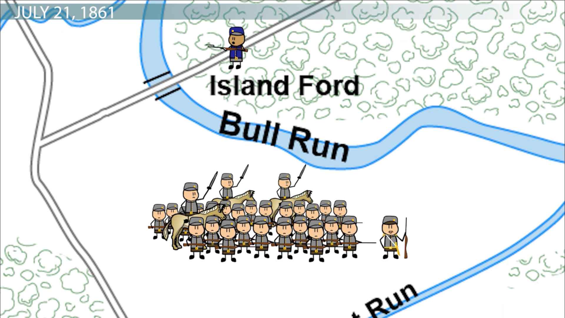 The First Battle of Bull Run: Summary, Significance ... - photo#40