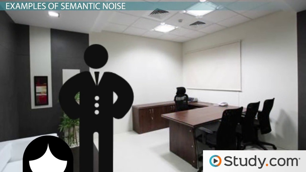 Semantic Noise In Communication Definition Examples Video