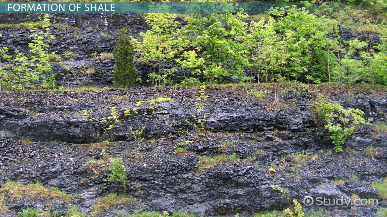 6109180a0e615 Shale Rock: Formation, Uses & Facts - Video & Lesson Transcript | Study.com