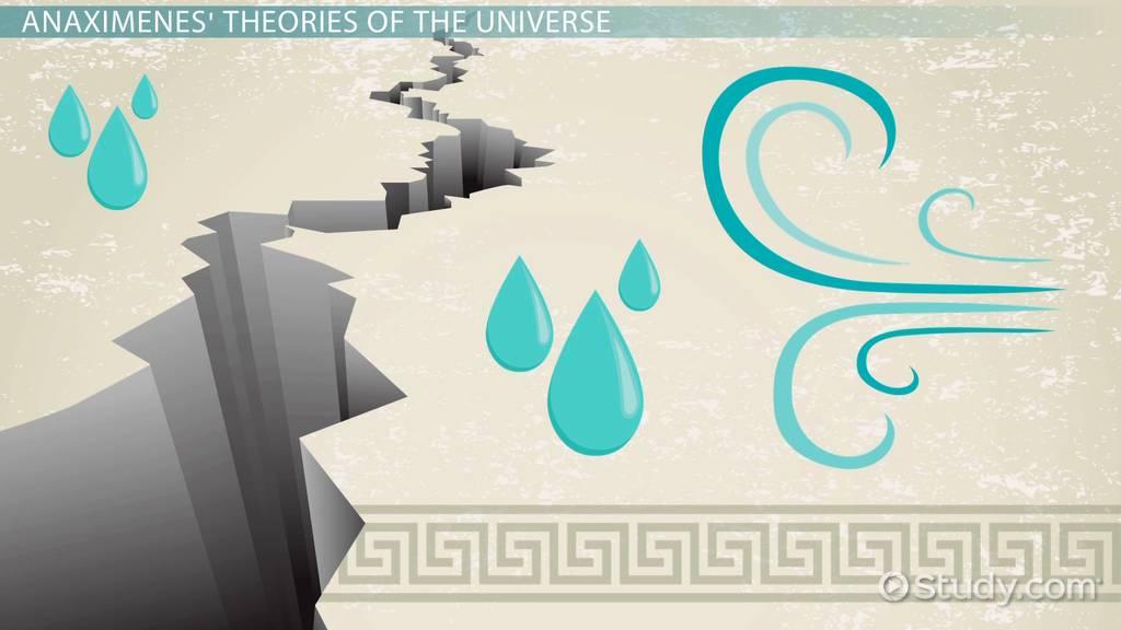 philosopher anaximenes  theory  u0026 quotes