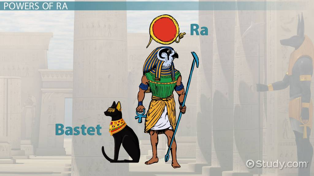 Ra The Sun God Of Ancient Egypt Facts Symbol Powers Video