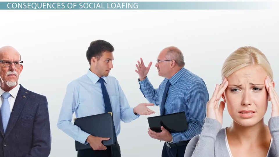 social loafing  definition  examples  u0026 theory