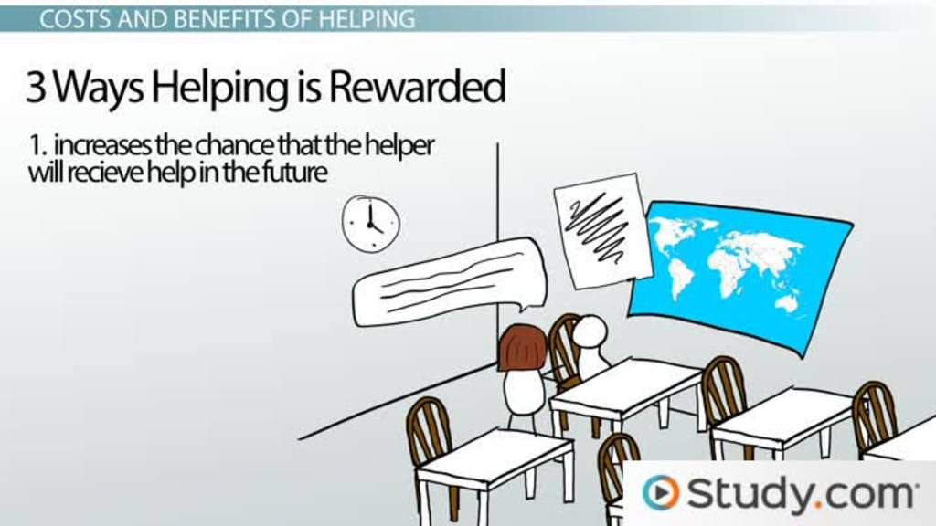 essays helping others rewards you Free helping others papers, essays if extrinsic reward will increase people willingness to help people, what kind of reward will have the greatest effect.