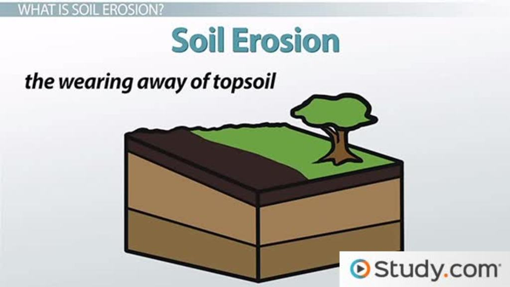 What Is Soil Erosion Definition And Causes