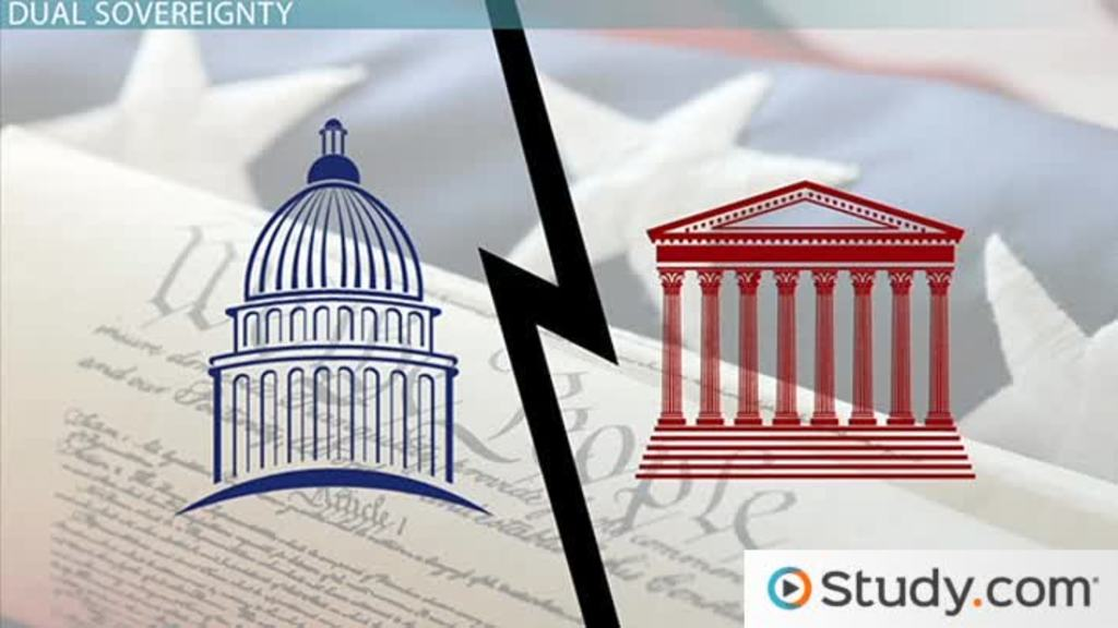 Sovereignty In The American Political System Definition History