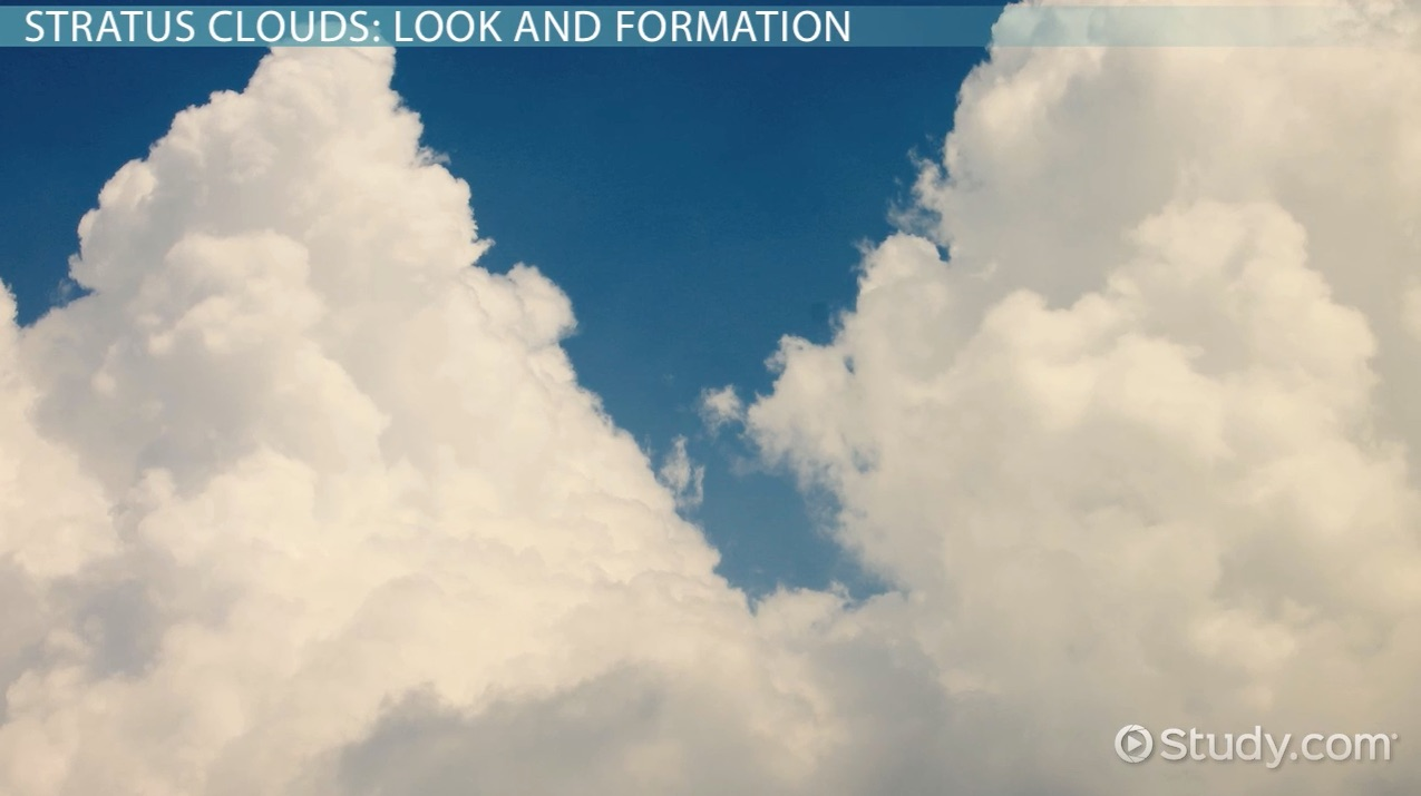 stratus clouds  definition  u0026 facts