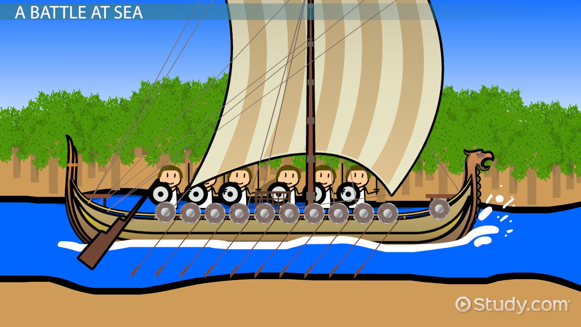 Battle of Salamis: description, history, participants and results 54