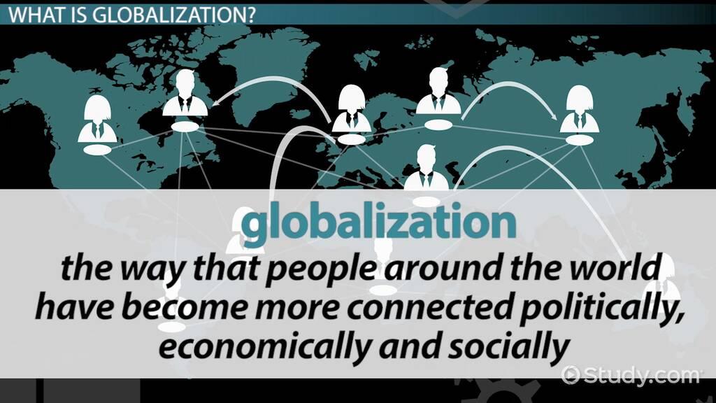 course work globalisation