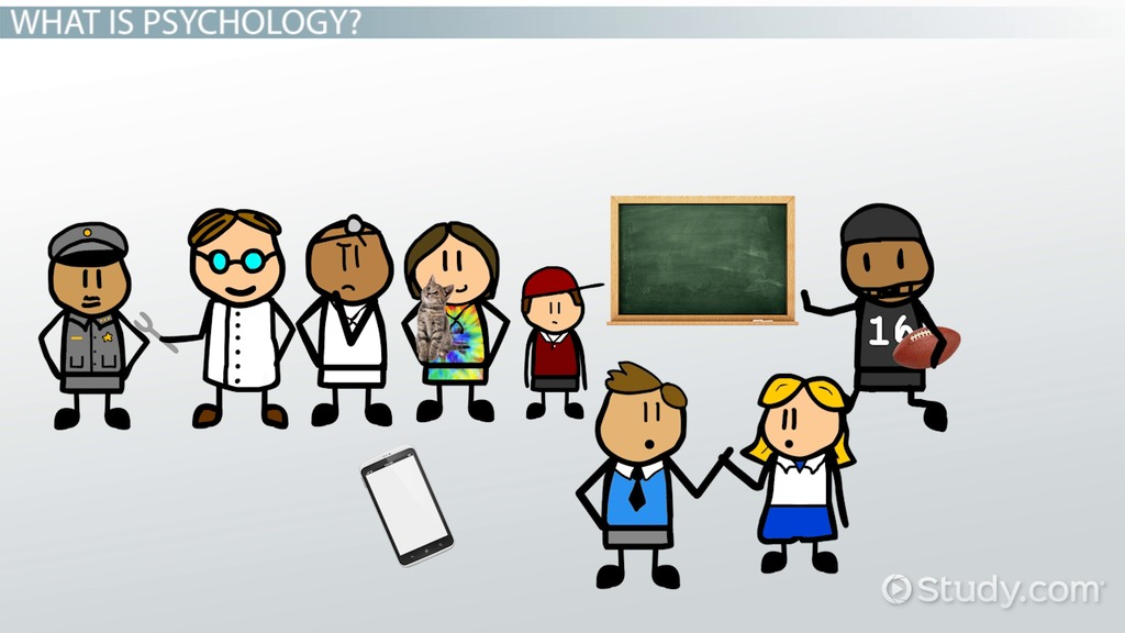 What Is Psychology? - Video & Lesson Transcript | Study.com