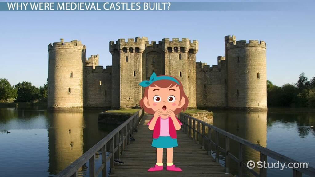 Medieval castles homework help