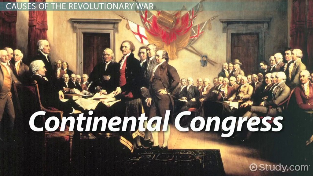 the american revolution 4 essay