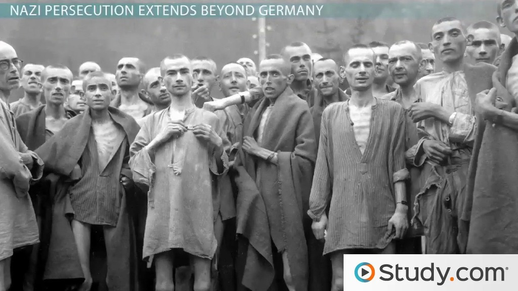 The Holocaust Anti Semitism And Genocide In Nazi Germany