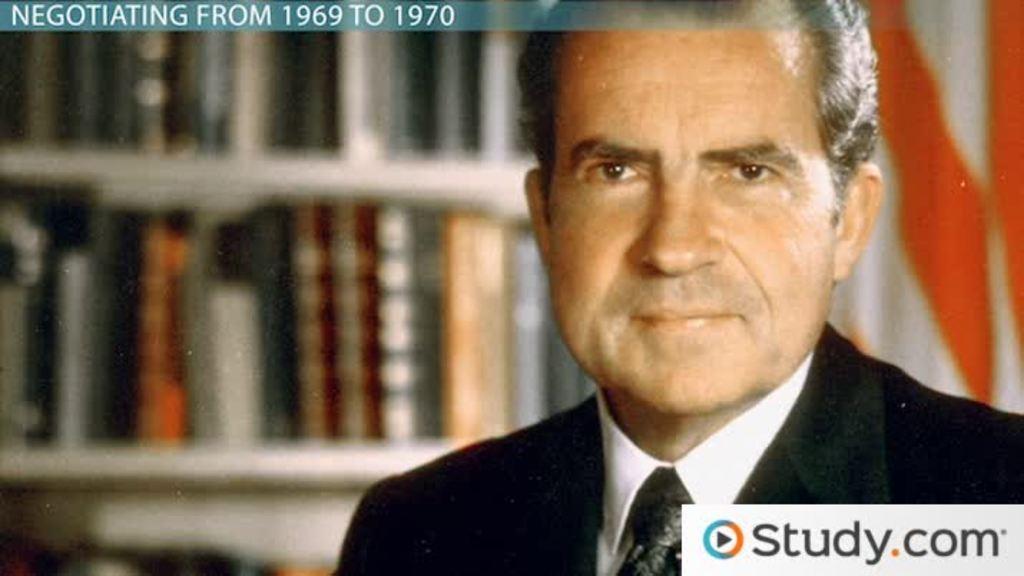 The Paris Peace Accords In 1973 Nixon Kissinger North Vietnam