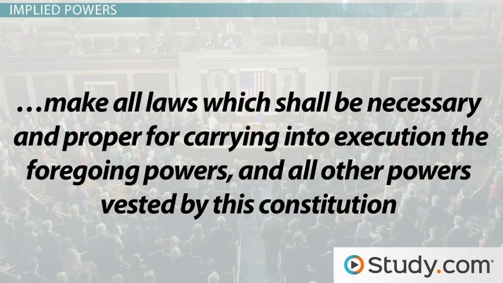 The Supremacy Clause Of The United States Constitution Video